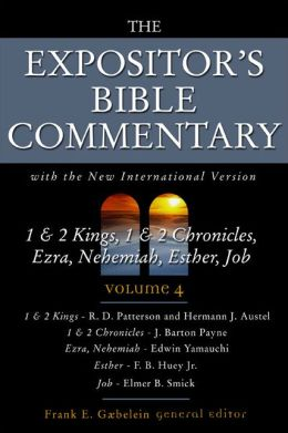 Expositor's Bible Commentary: Kings-Job