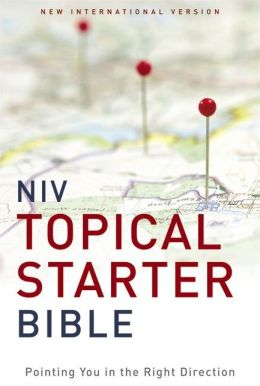 NIV Topical Starter Bible