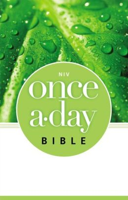 NIV Once-A-Day Bible