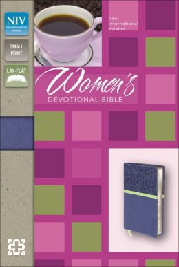 NIV Women's Devotional Bible, Compact