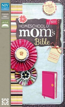 NIV Homeschool Mom's Bible: Daily Personal Encouragement