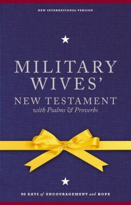 NIV Military Wives' New Testament with Psalms and Proverbs