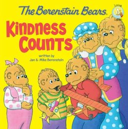 Kindness Counts (Berenstain Bears Series)