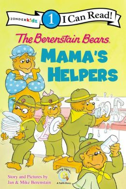 Mama's Helpers (Berenstain Bears Series)