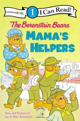 Mama's Helpers (Berenstain Bears Series)
