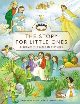 Story for Little Ones: Discover the Bible in Pictures