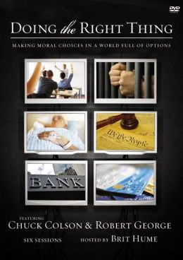 Doing the Right Thing DVD: Making Moral Choices in a World Full of Options