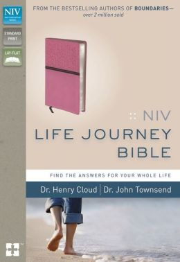 NIV Life Journey Bible: Find the Answers for Your Whole Life