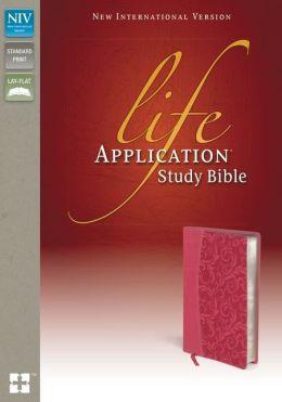 NIV Life Application Study Bible