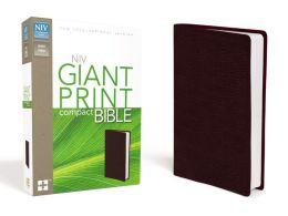 NIV Compact Bible, Giant Print