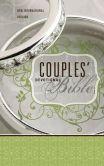 Book Cover Image. Title: NIV Couples' Devotional Bible, Author: Zondervan