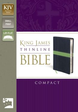 King James Version Thinline Bible Compact
