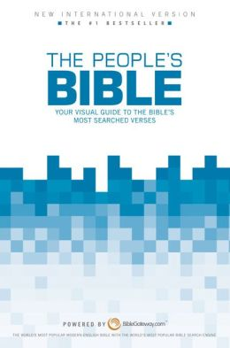 The People's Bible, NIV: Your Visual Guide to the Bible's Most Searched Verses