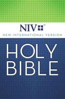 Holy Bible (NIV)