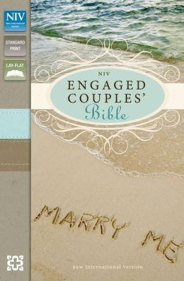 NIV Engaged Couples' Bible