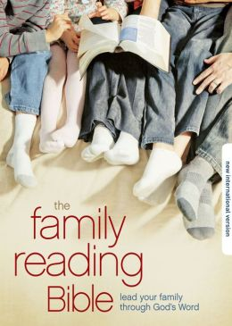 The NIV Family Reading Bible: A Joyful Discovery: Explore God's Word Together