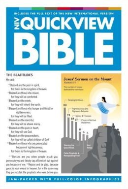 NIV QuickView Bible