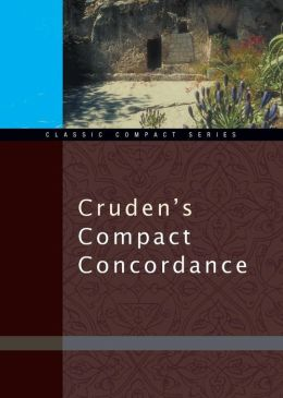 Classic Comp Series/crudens Compact Concordance