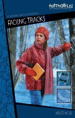 Fading Tracks (Boarding School Mysteries Series)