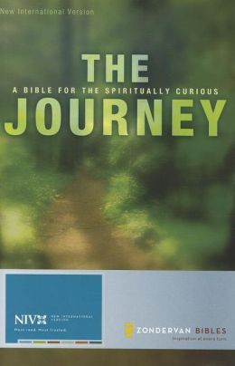 Journey-NIV: The Study Bible for the Spiritual Seekers