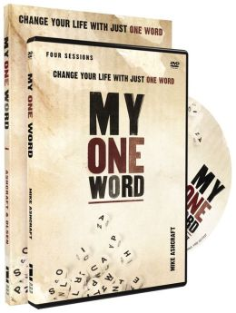 My One Word pack: Change Your Life with Just One Word