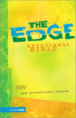 The Edge Devotional Bible: New International Version (NIV)