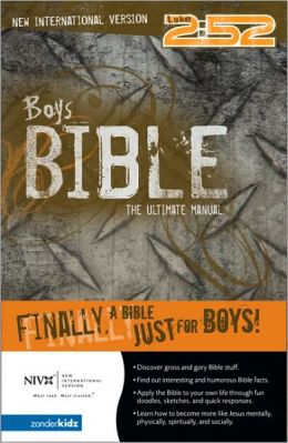 Boys Bible: The Ultimate Manual