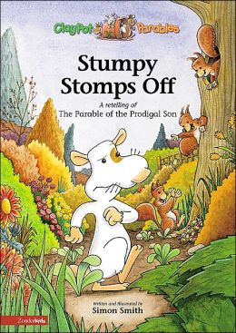 Stumpy Stomps Off