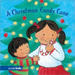 A Christmas Candy Cane