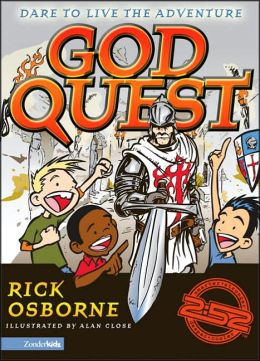 Godquest: Dare to Live the Adventure