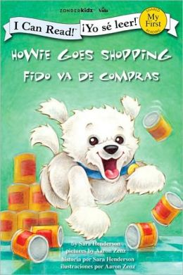 Howie Goes Shopping / Fido va de compras