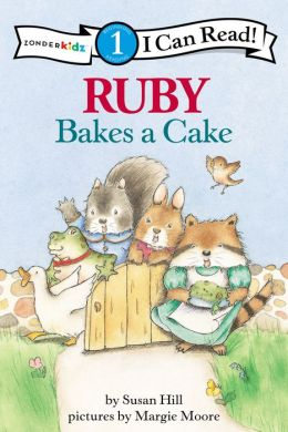 Ruby Bakes a Cake (I Can Read Book 1 Series)