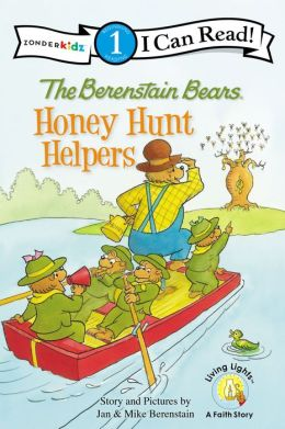 The Berenstain Bears: Honey Hunt Helpers