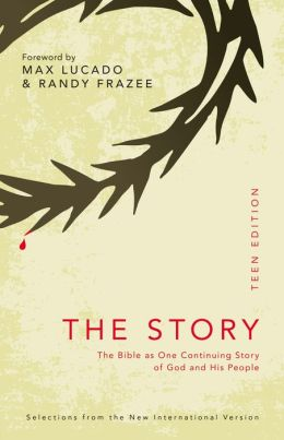 The Story: Teen Edition: Read the Bible as one seamless story from beginning to end