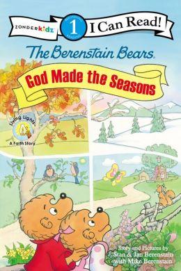 The Berenstain Bears, God Made the Seasons