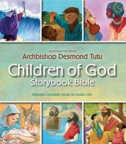 Children of God Storybook Bible [With 2 CDs]