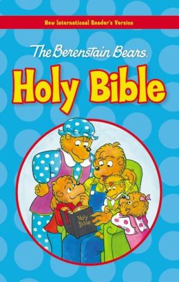 Berenstain Bears Holy Bible