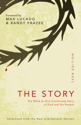 The Story: Teen Edition (Enhanced Edition): The Bible as One Continuing Story of God and His People