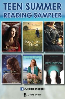 Teen Summer Reading Sampler 2012 (free ebook)