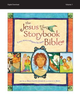READ and HEAR edition: Jesus Storybook Bible e-book, Vol. 1