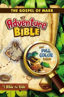 NIV Adventure Bible: The Gospel of Mark - Shipper Pack