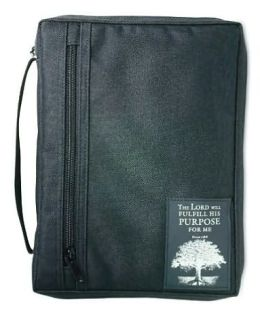 The Purpose Driven Life Patch Bible Cover (X-Large)