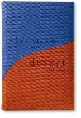 Streams in the Desert Deluxe Journal
