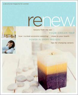 Renew: A Devotional Magazine for Women