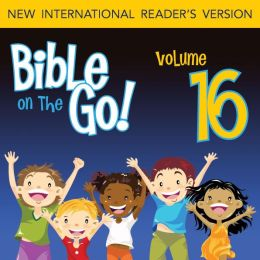 Bible on the Go, Volume 16: David and Goliath; David and Jonathan; David and Saul (1 Samuel 17-18, 20, 24, 31 )
