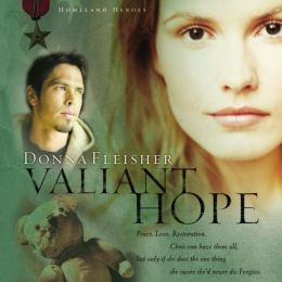 Valiant Hope: Homeland Heroes Series, Book 3