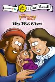 Book Cover Image. Title: Baby Jesus Is Born, Author: Zondervan
