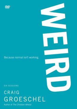 WEIRD DVD: Because Normal Isn't Working