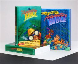 The Adventure Bible for Young Readers, NIrV