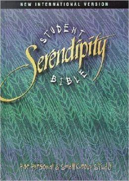 Student Serendipity Bible